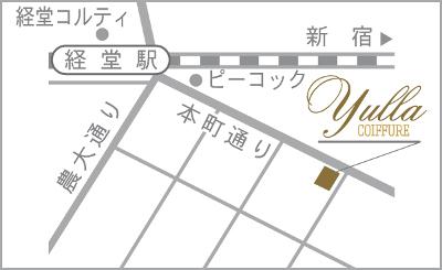 ユラさん地図